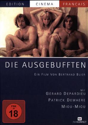 Die Ausgebufften - Les valseuses (Edition Cinema Français) (1974)