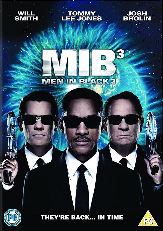 Men in Black 3 (2012)