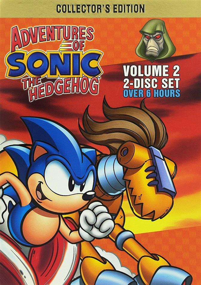Adventures of Sonic the Hedgehog - Vol. 2 (Édition Collector, 2 DVD)