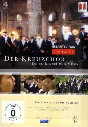 Der Kreuzchor - Engel, Bengel & Musik - Staffel 1- 3