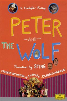 Chamber Orchestra Of Europe, Claudio Abbado & Sting - Prokofiev - Peter and the Wolf (Deutsche Grammophon)