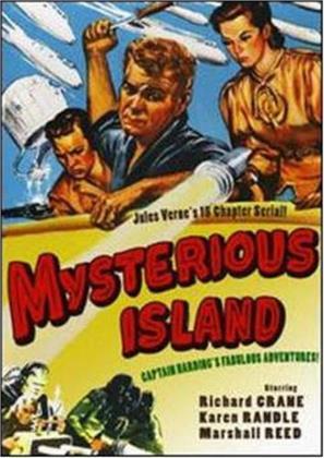 Mysterious Island (1951) (b/w)