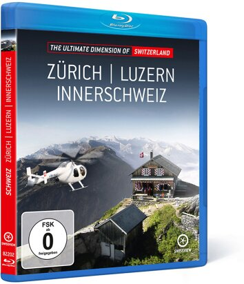 Swissview Vol. 2 - Zürich / Luzern / Innerschweiz
