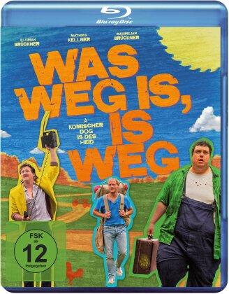 Was weg is, is weg - A komischer Dog is des Heid (2012)