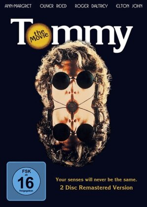 Tommy (1975) (Remastered, 2 DVDs)