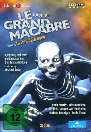Orchestra of the Gran Teatre del Liceu, La Fura Dels Baus, … - Ligeti - Le Grand Macabre (Arthaus Musik, Unitel Classica)