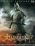 Daimajin - Triple Feature (Collector's Edition, 2 Blu-ray)