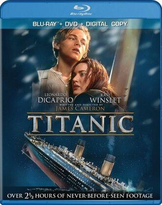 Titanic (1997) (Blu-ray + DVD)