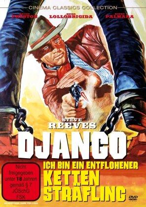 Django - Ich bin ein entflohener Kettensträfling - (Cinema Classic Collection) (1968)