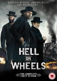 Hell on Wheels - Season 1 (3 DVDs)