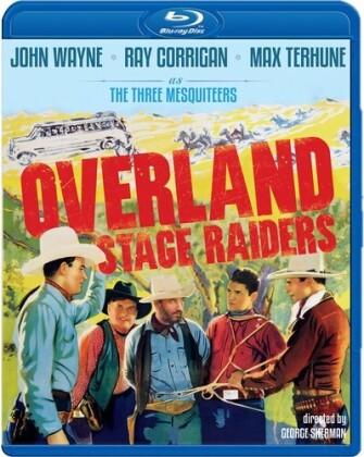 Overland Stage Raiders (1938) (s/w)