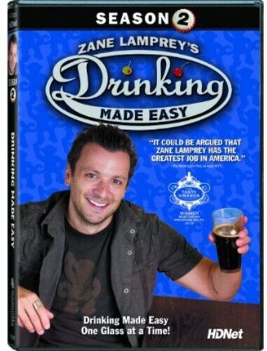 Drinking Made Easy - Season 2 (4 DVDs)