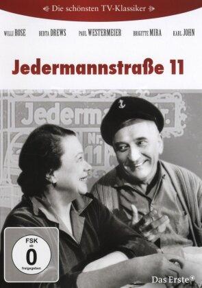 Jedermannstrasse 11 - Die komplette Serie (s/w, 4 DVDs)
