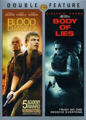 Blood Diamond / Body of Lies (Double Feature, 2 DVD)