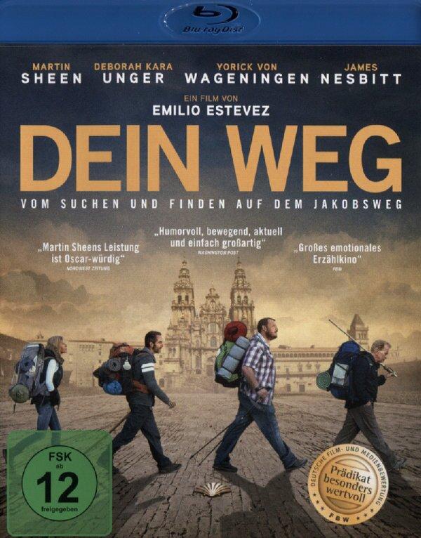 Dein Weg - Vom Suchen und Finden auf dem Jakobsweg (2010)