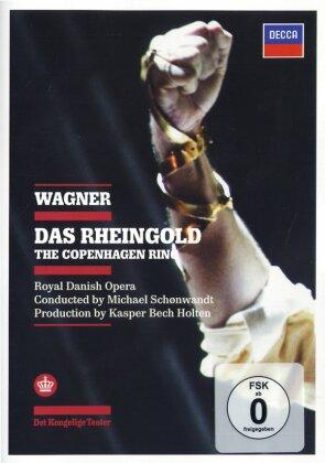 Royal Danish Opera, Michael Schonwandt, … - Wagner - Das Rheingold (Decca)