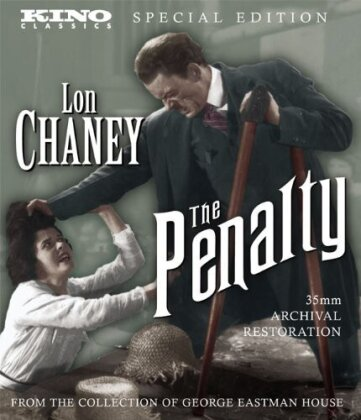 The Penalty (1920) (Remastered)