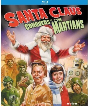 Santa Claus conquers the Martians (1964) (Remastered)