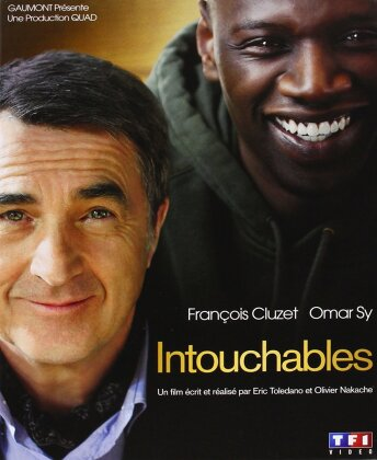 Intouchables (2011) (Limited Edition, Blu-ray + 2 DVDs + CD + Booklet)