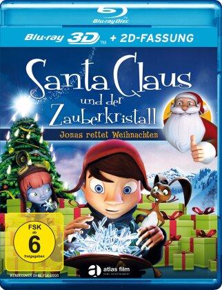 Santa Claus und der Zauberkristall (2011)