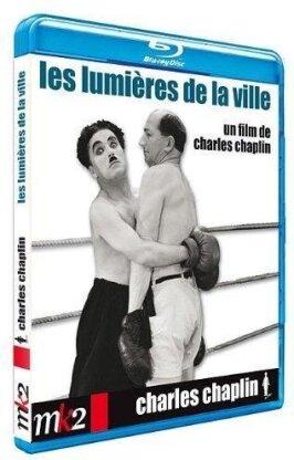 Charles Chaplin - Les lumières de la ville (1931) (MK2, n/b)