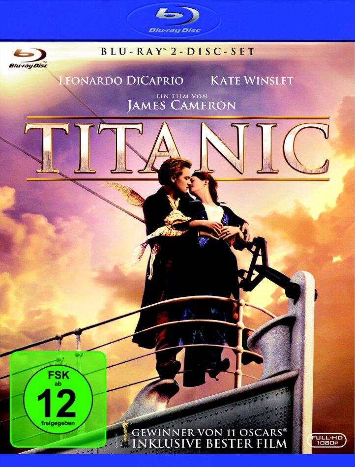 Titanic (1997) (2 Blu-rays)