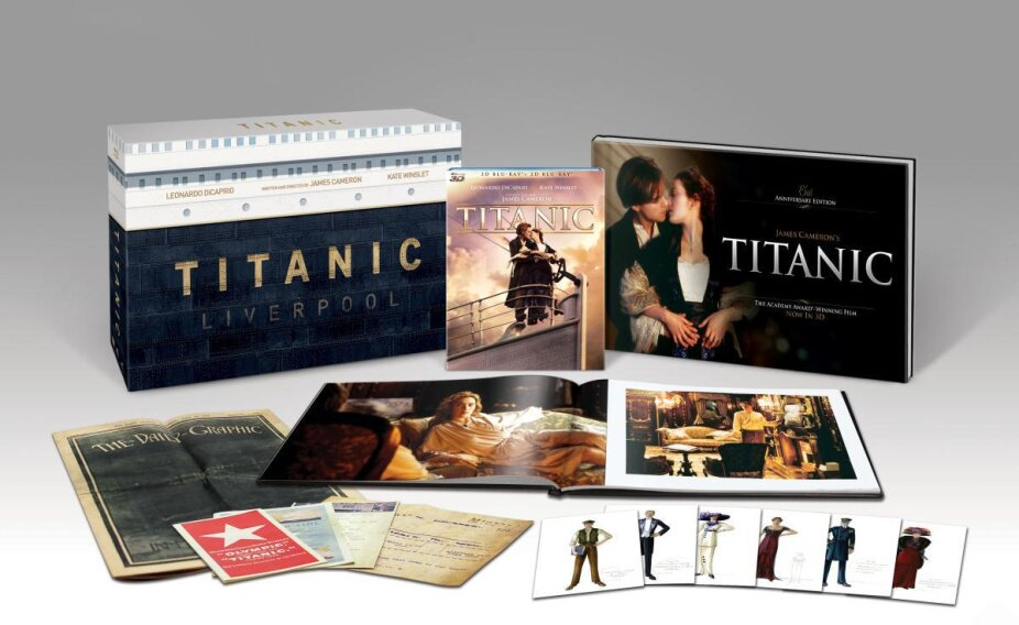 Titanic (1997) (Box, Limited Collector's Edition)
