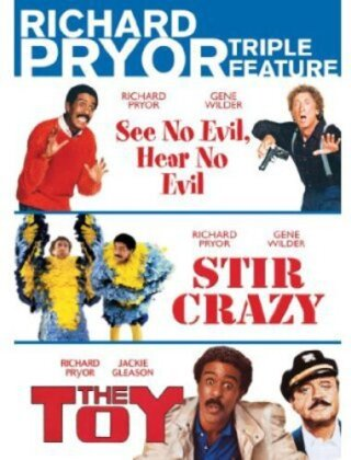 Richard Pryor Triple Feature - See No Evil, Hear No Evil / Stir Crazy / The Toy