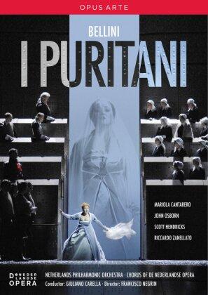 Netherlands Philharmonic Orchestra, Giuliano Carella, … - Bellini - I Puritani (Opus Arte)