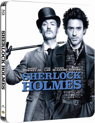 Sherlock Holmes (2010) (Steelbook)