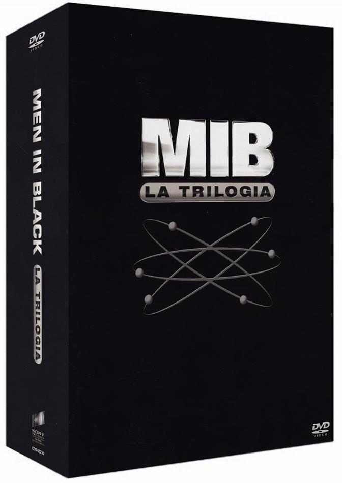 Men in Black 1-3 - La Trilogia (3 DVD)