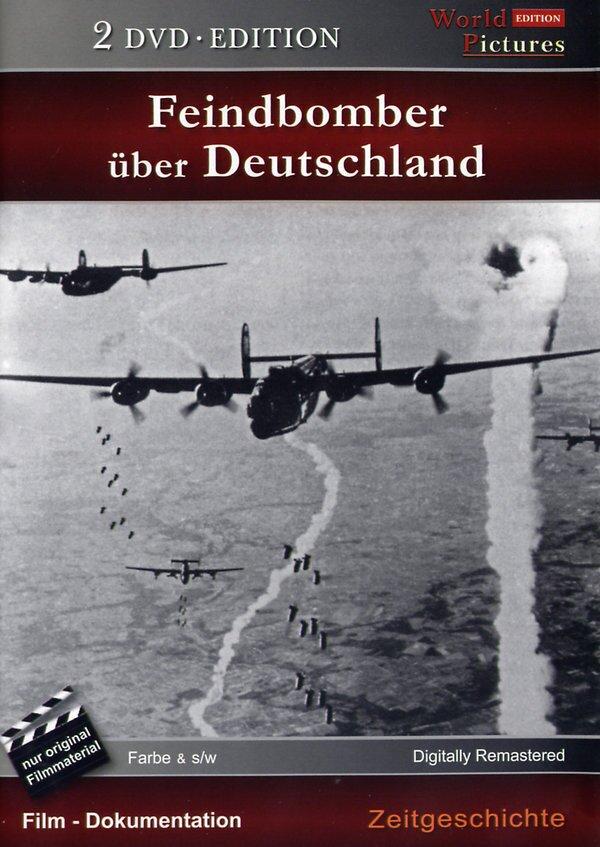 Feindbomber über Deutschland (s/w, 2 DVDs)