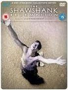 The Shawshank Redemption (1995) (Steelbook, Blu-ray + DVD)