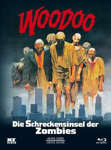 Woodoo (1979) (Limited Edition, Blu-ray + 2 DVDs)