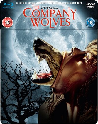 The company of wolves (1984) (Steelbook, Blu-ray + DVD)
