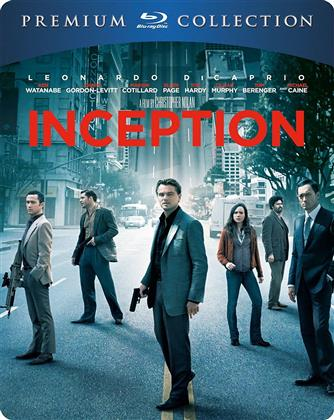 Inception (2010) (Steelbook)