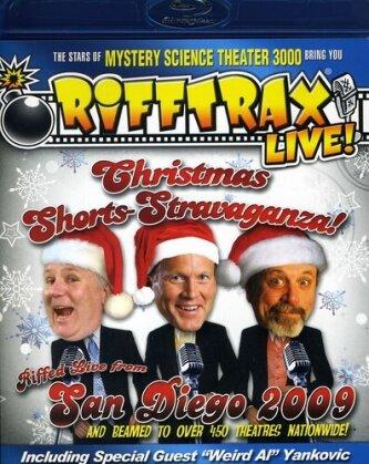 Rifftrax Live! - Christmas Shorts Stravaganza!