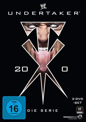 WWE: Undertaker - The Streak - Die Serie (2012) (3 DVDs)