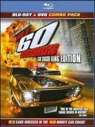 Gone in 60 Seconds - H.B. Halicki's Original Gone in 60 Seconds (1974) (Blu-ray + DVD)