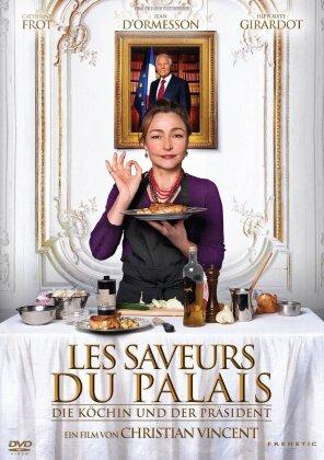 Les Saveurs du Palais - Die Köchin & der Präsident (2012)