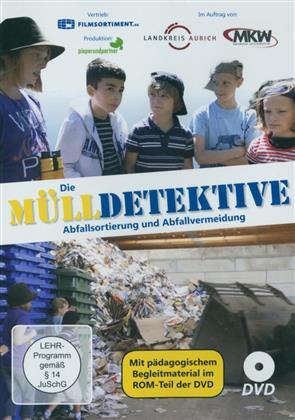 Die Mülldetektive - Abfallsortierung und Abfallvermeidung