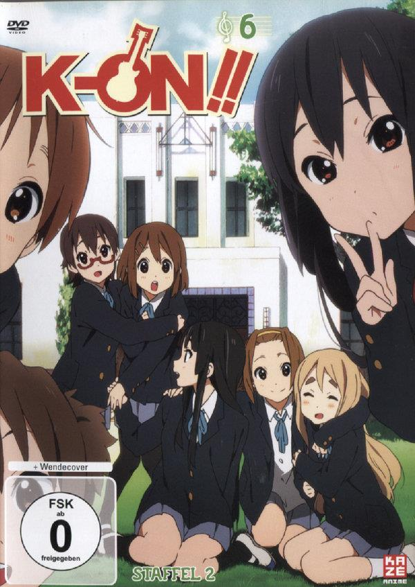 K-On! - 2. Staffel - Vol. 6
