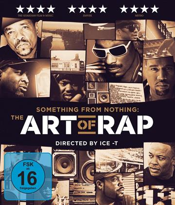 The Art of Rap - Something from Nothing