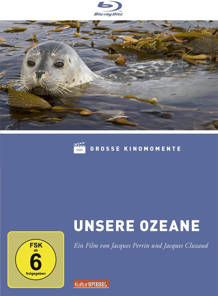 Unsere Ozeane (2010) (Grosse Kinomomente)