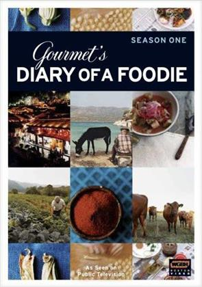 Gourmet's Diary of a Foodie - Season 1 (3 DVDs)