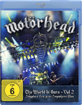 Motörhead - The Wörld Is Ours - Vol. 2