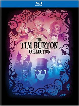 The Tim Burton Collection (Gift Set, 7 Blu-rays)