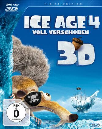 Ice Age 4 - Voll verschoben (2012) (Blu-ray 3D + Blu-ray)