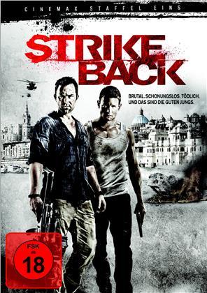 Strike Back - Staffel 1 (4 DVDs)