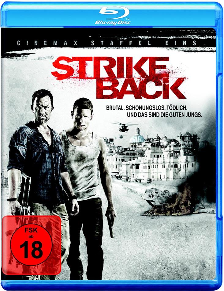 Strike Back - Staffel 1 (4 Blu-rays)